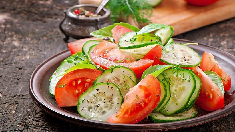 Ogórek i pomidor - czy to dobre połączenie?