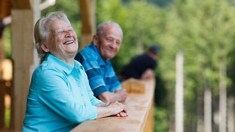 Sekretem długowieczności jest dieta.