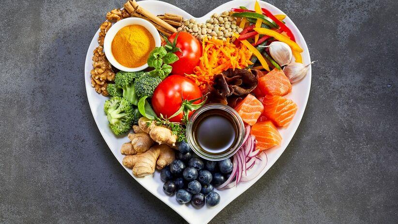 Zdrowa dieta na każdą dekadę życia