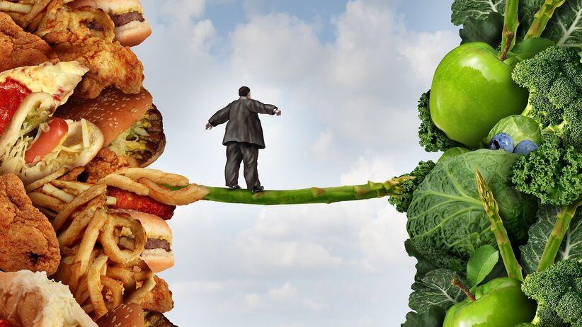 Otyli są bardziej narażeni na zachorowanie na raka niż osoby z prawidłową masą ciała