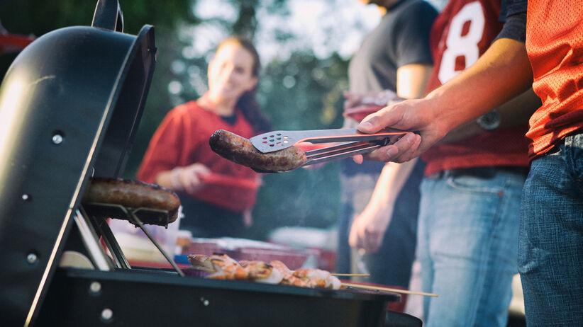 Zdrowe grillowanie - mięso i warzywa