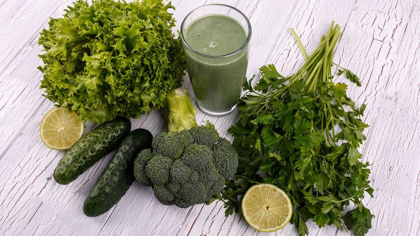 Koktajle owocowo-warzywne a detoks