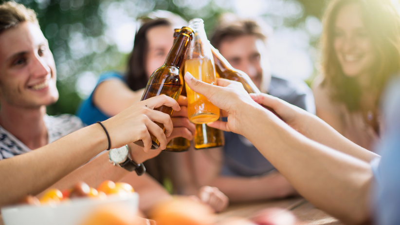 Czy piwo bezalkoholowe tuczy?