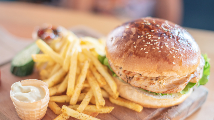 Wady fast foodów