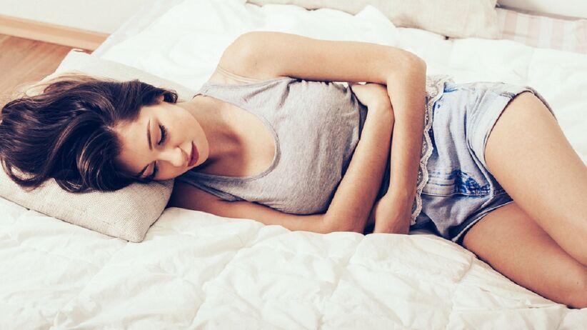 Cykl miesiączkowy, menstruacja