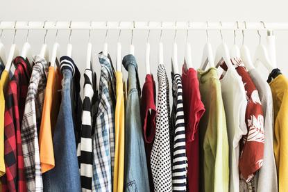 Po zakupie ubrań pamiętaj o ich dokładnym upraniu