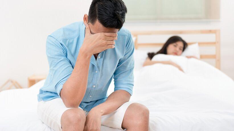 Obniżony poziom testosteronu