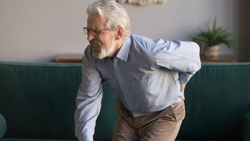Osteopororoza u mężczyzn