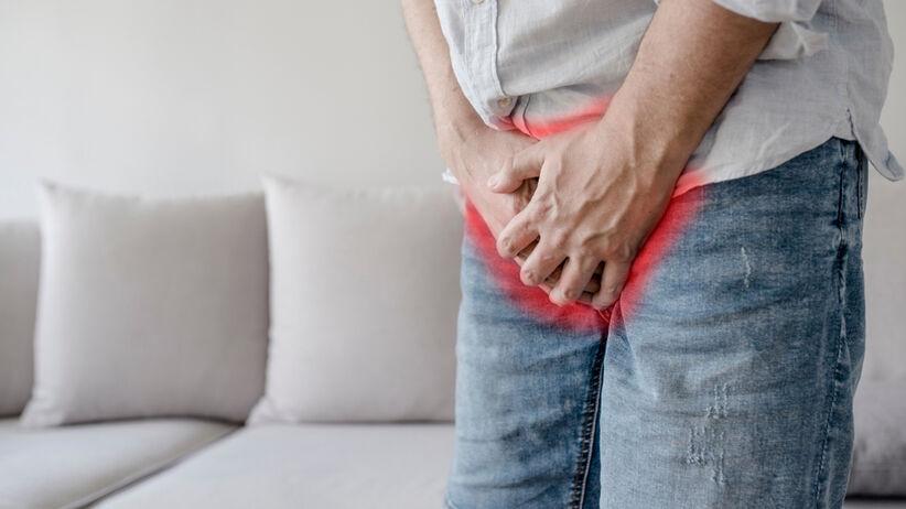 Zapalenie prostaty (gruczołu krokowego)