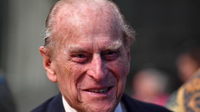 95-letni książę Filip wycofuje się z dalszego pełnienia obowiązków