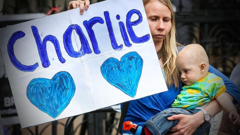 Charlie Gard z 10-procentową szansą na poprawę stanu zdrowia