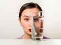 Uczulenie na wodę - kobieta, woda