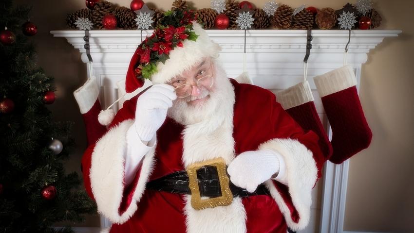 Na co choruje Święty Mikołaj?