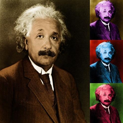 Albert Einstein miał zespół Aspergera