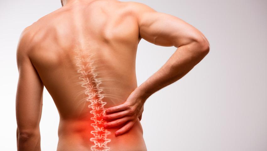 Dyskopatia to choroba zwyrodnieniowa dysków, czyli krążków międzykręgowych kręgosłupa