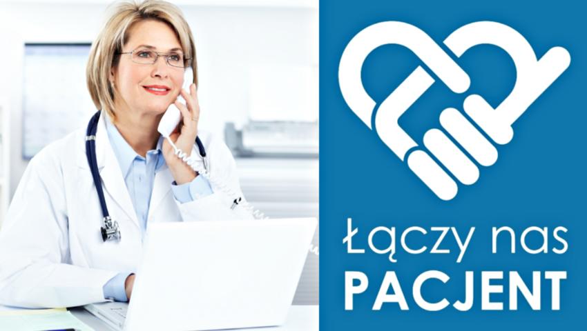 """Infolinia Rzecznika Praw Pacjenta, """"Łączy nas pacjent"""", bezpłatna pomoc telefoniczna ekspertów"""