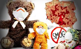 Jak smog szkodzi polskim przedszkolakom? Raport Greenpeace