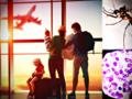 Pasażer z malarią na pokładzie samolotu, który wylądował w Polsce