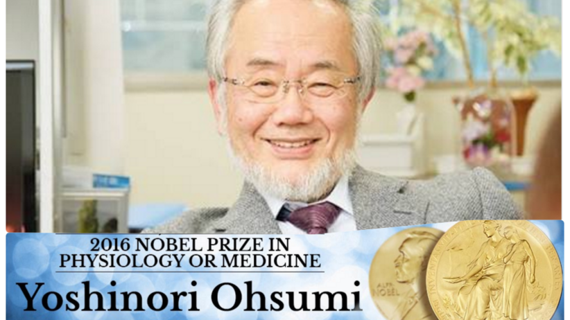 Yoshinori Ohsumi - laureat Nagrody Nobla 2016 z medycyny i fizjologii
