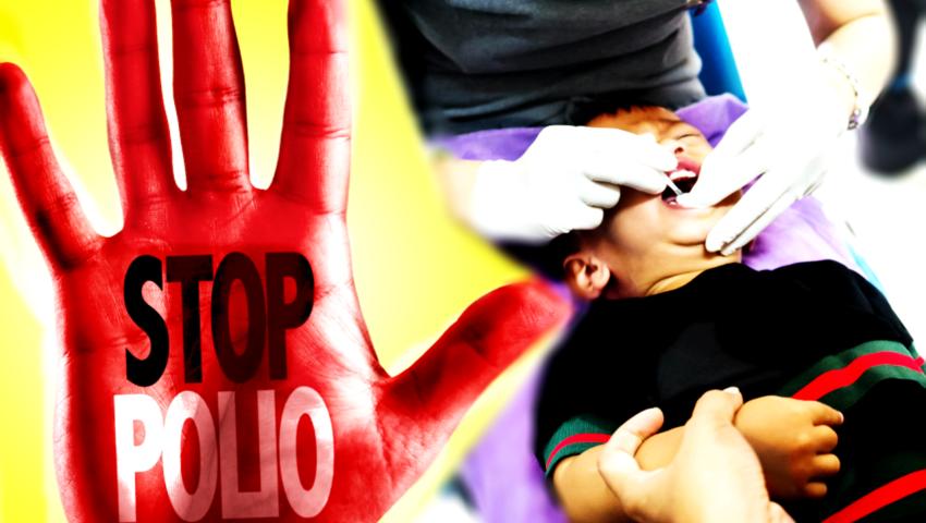 Polio: Wenezuela walczy z chorobą, której nie było od 30 lat