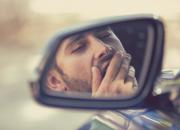 Sen, kierowca, długość snu, bezsenność, koncentracja na drodze, wypadek drogowy