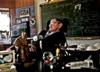 Stephen Hawking, stwardnienie zanikowe boczne SLA