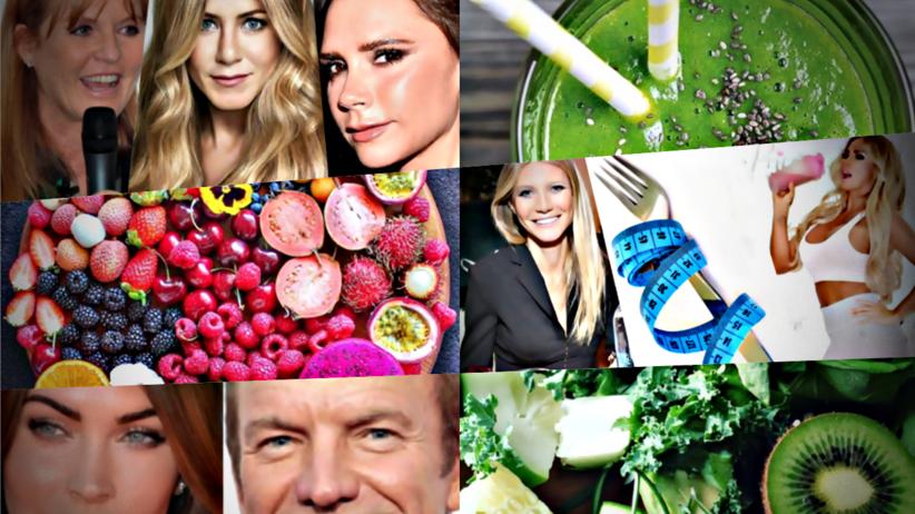 5 diet z Hollywood, które dietetycy odradzają w 2018 roku