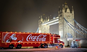 Brytyjski resort zdrowia wzywa do... bojkotu świątecznej trasy Coca-Coli