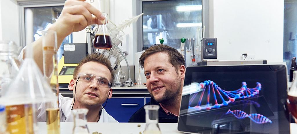 Londyński browar stworzył piwo, które dostosowuje się do naszego DNA