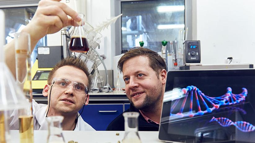 Londyński browar stworzył piwo o idealnym smaku zgodnym z naszym DNA