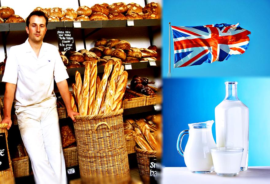 Jak walczyć z grypą? Brytyjczycy chcą dodawać wit. D do chleba i mleka