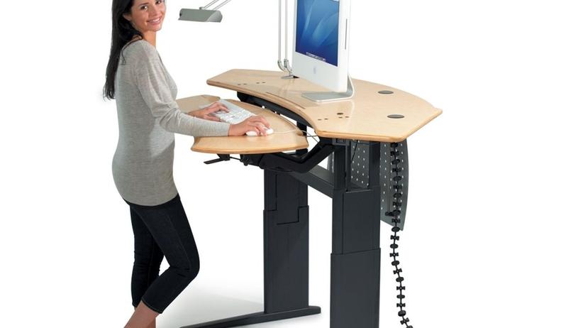 Lepiej pracuj na stojąco, jeśli musisz być bardziej produktywny