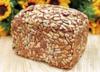 Pełnoziarnisty chleb