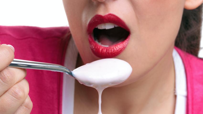 Jogurt, Coca-Cola, cukier, słodkie jogurty