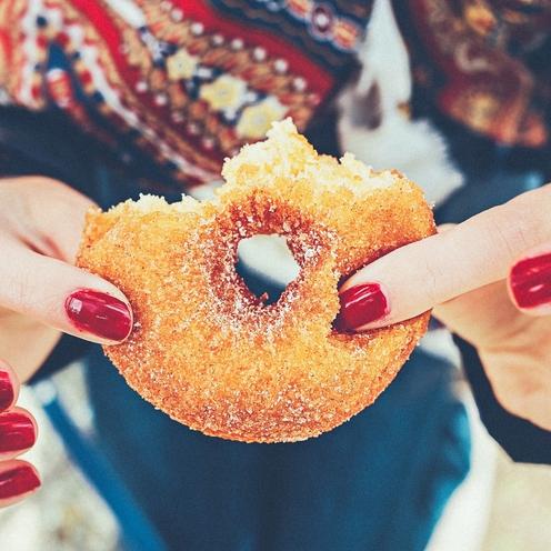 1. Jedz mniej wysokoprzetworzonej żywności!