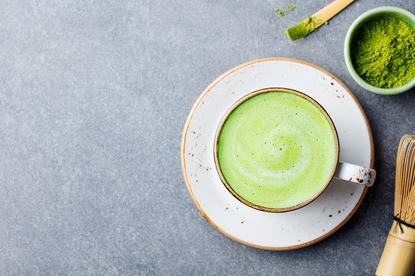 Matcha - zielona herbata w proszku