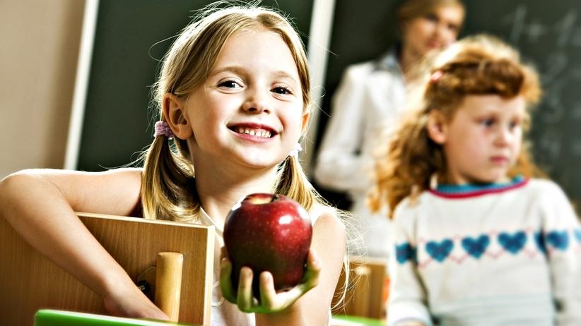 Owoce, warzywa i mleko - od października za darmo dla uczniów podstawówek