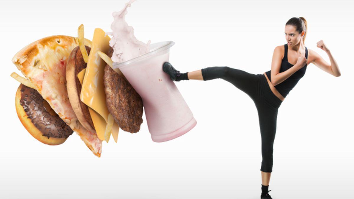 Jeśli walczysz z otyłością, nie powonieneś radyklanie chudnąć. Najlepiej, jeśli zredukujesz masę ciała o 5%.