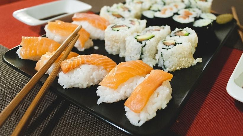 Sushi na diecie odchudzającej. Jak jeść, aby nie utyć?