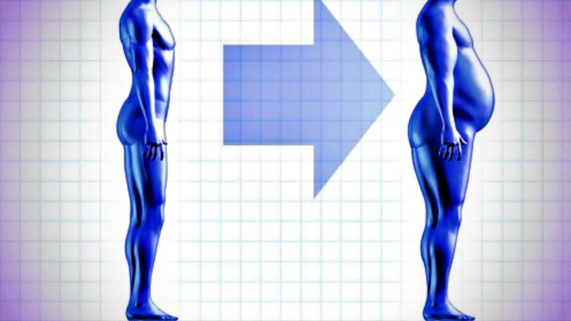 Otyłość to zaburzenie hormonalne, które upośledza hormony sytości