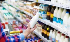 Informacje na opakowaniu produktów