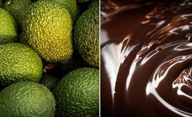 Nietypowy duet: czekolada i awokado. Przepis na zdrowe smoothie