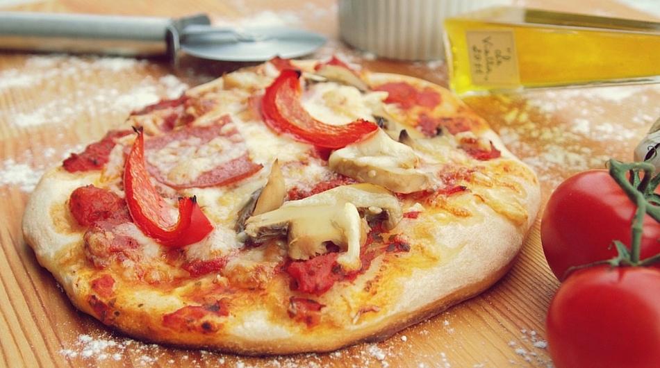 Как сделать пиццу из кефира