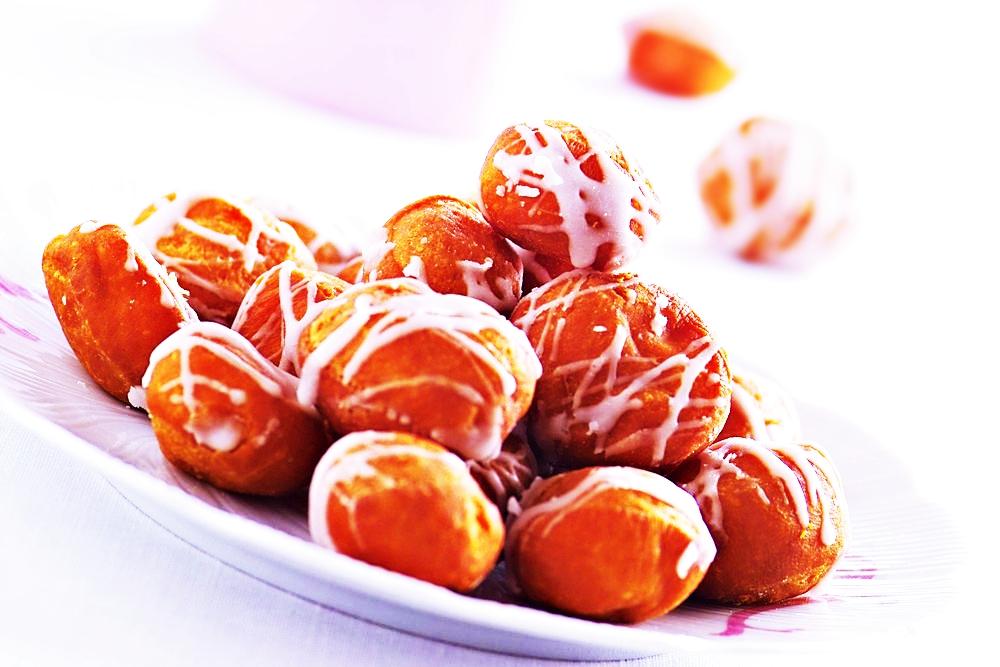 Pączki serowe - zdrowsza alternatywa na Tłusty Czwartek