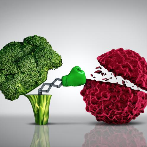 rak, nowotwór, 8 owoców i warzyw, które wg naukowców z Harvardu najlepiej chronią przed nowotworami