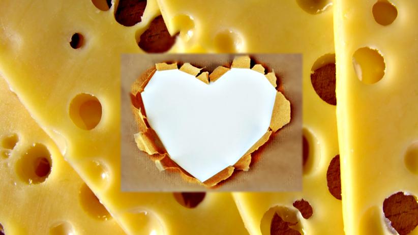 SERce lubi SER! Spożywanie nabiału nie zwiększa ryzyka chorób serca