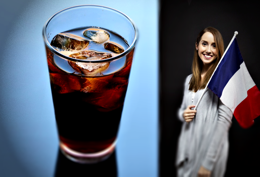 Francja zabrania dolewek napojów gazowanych