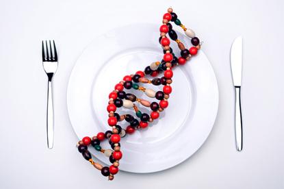 Jedzenie może mieć wpływ na 90% naszych genów!
