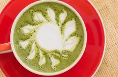 8. Zielona herbata