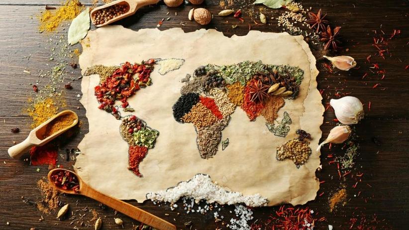 Skąd pochodzi żywność, którą kupujemy w supermarketach?